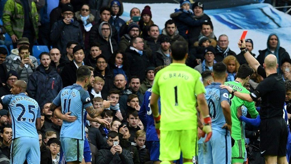 England - FA ermittelt gegen ManCity und Chelsea - Ran