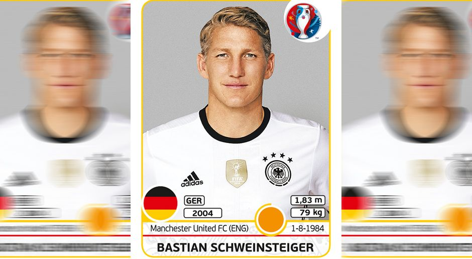 Bastian Schweinsteiger - Bildquelle: Panini