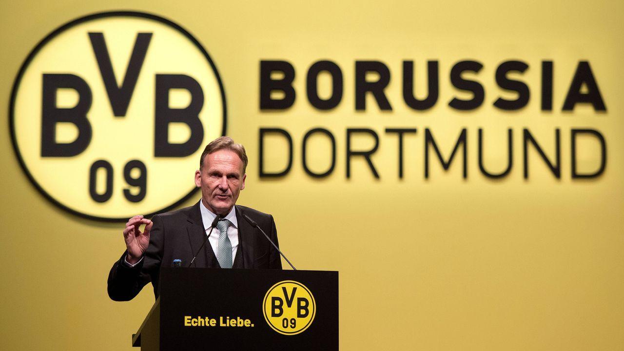 Borussia Dortmund - Bildquelle: imago/DeFodi