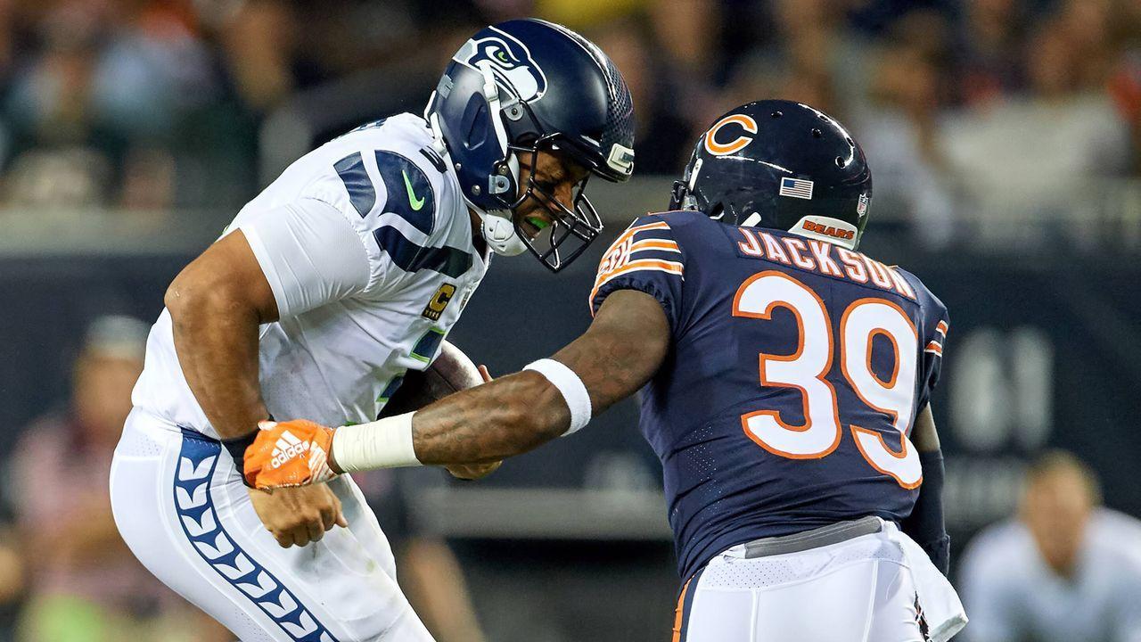 Russell Wilson (Seattle Seahawks) - Bildquelle: imago/Icon SMI
