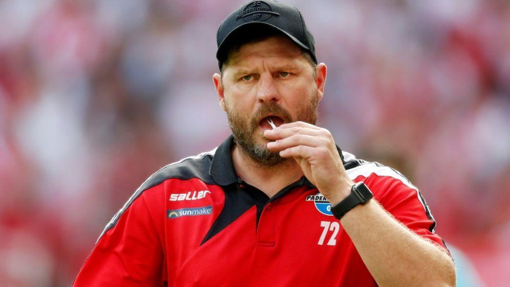 Gewann mit seinem Team 2:1 gegen Kiel: Steffen Baumgart - Bildquelle: PIXATHLONPIXATHLONSID