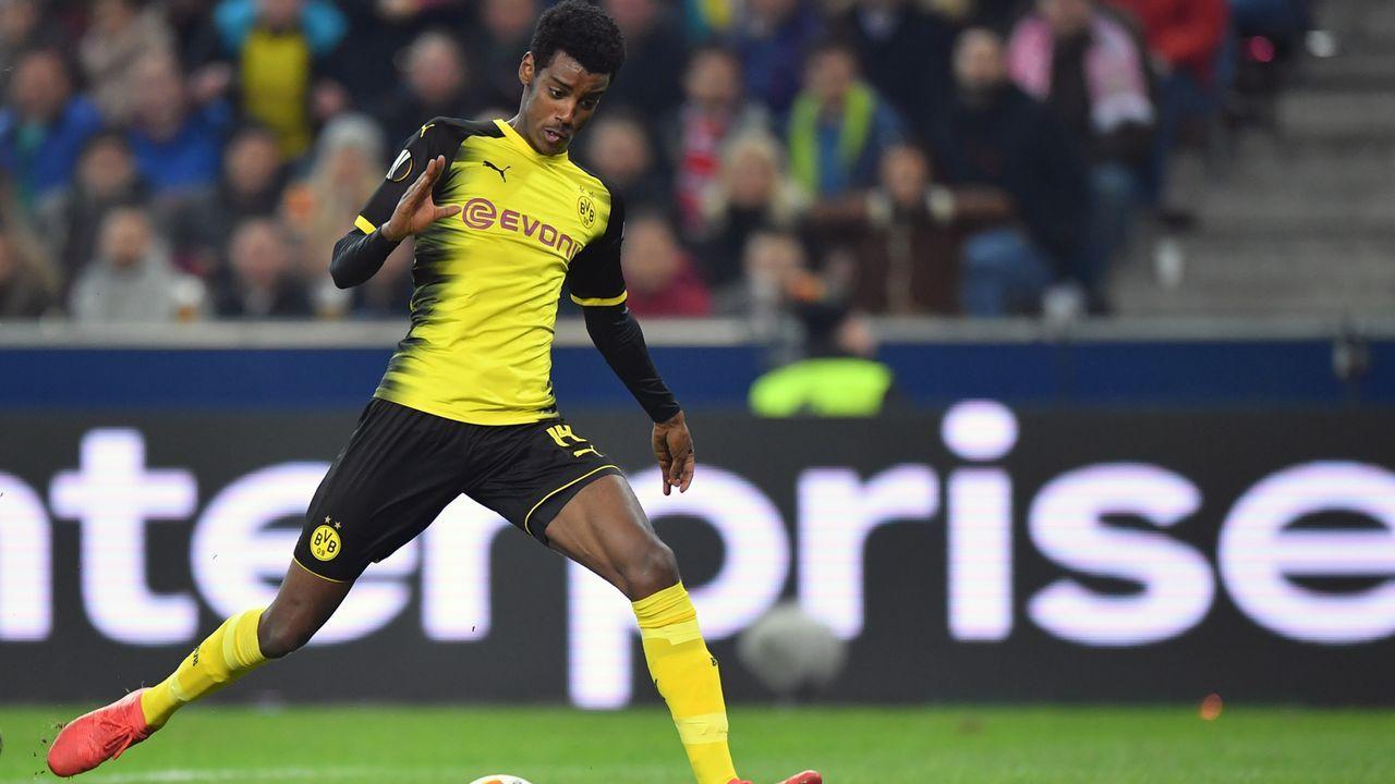 Alexander Isak (Borussia Dortmund) - Bildquelle: 2018 Getty Images