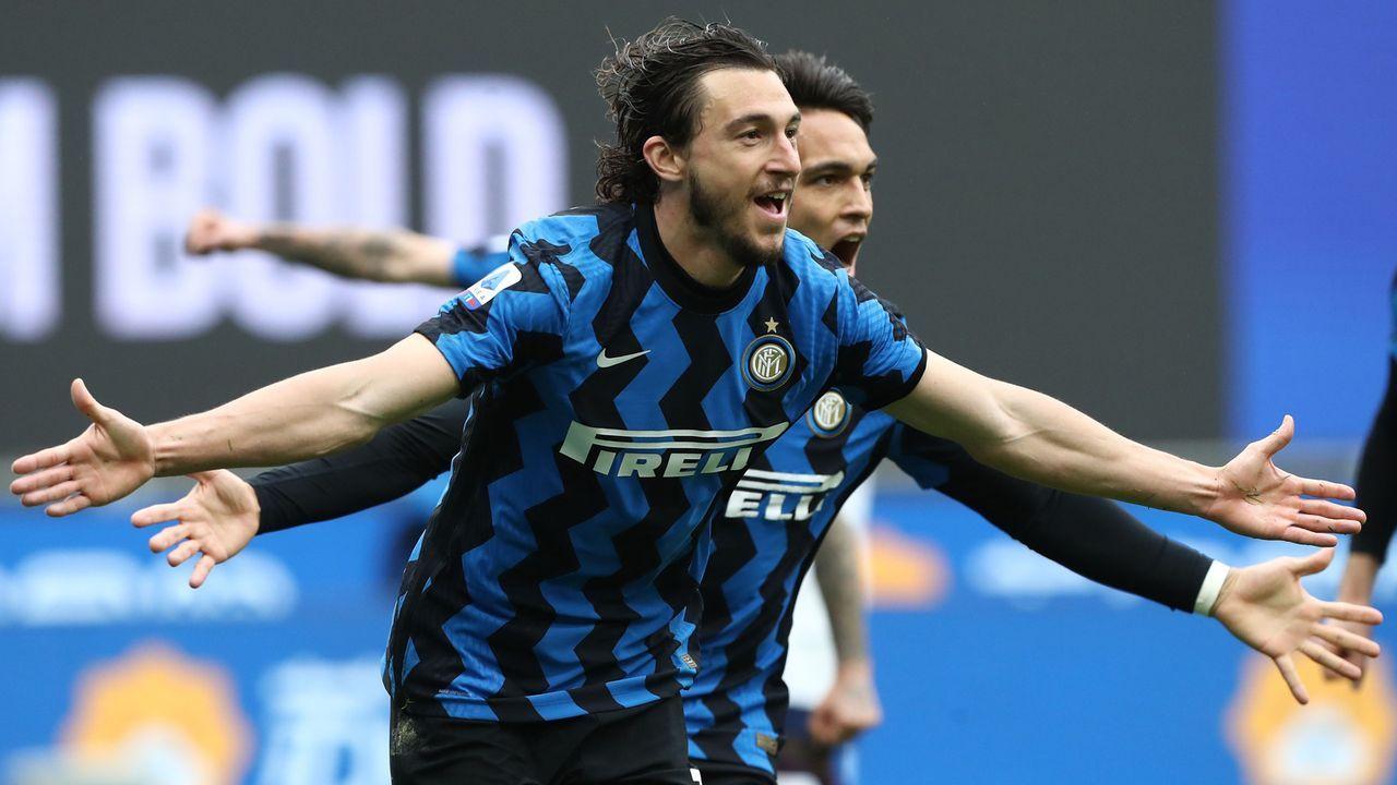 Inter Mailand - Bildquelle: 2021 Getty Images