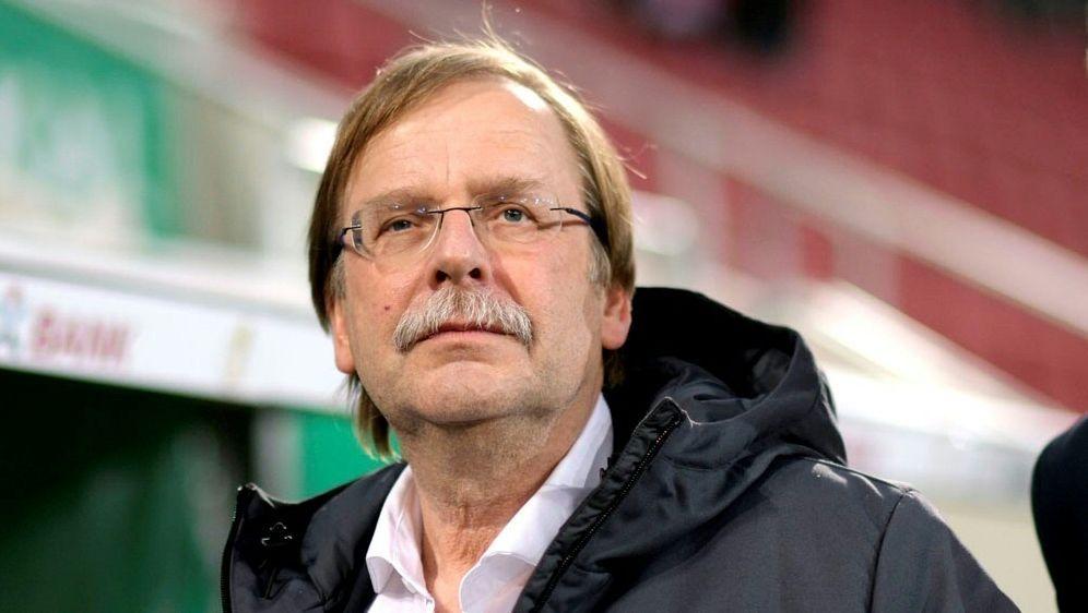 Rainer Koch sieht im DFB-Juniorenbereich Nachholbedarf - Bildquelle: PIXATHLONPIXATHLONSID