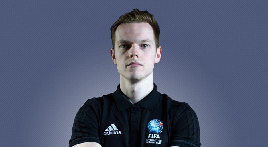 "Tony ""TonyKokNL"" Kok (Niederlande) - Bildquelle: FIFA"