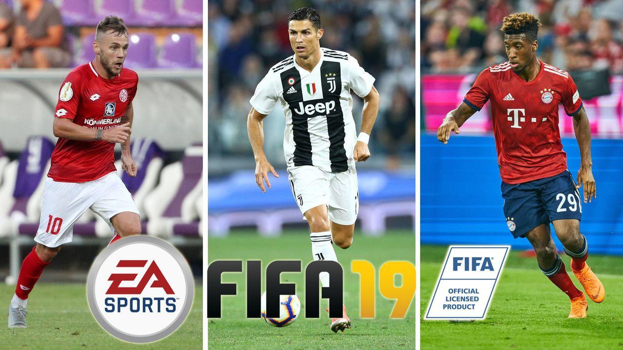 FIFA 19: Diese Top-Spieler haben 5-Sterne-Skillmoves - Bildquelle: imago