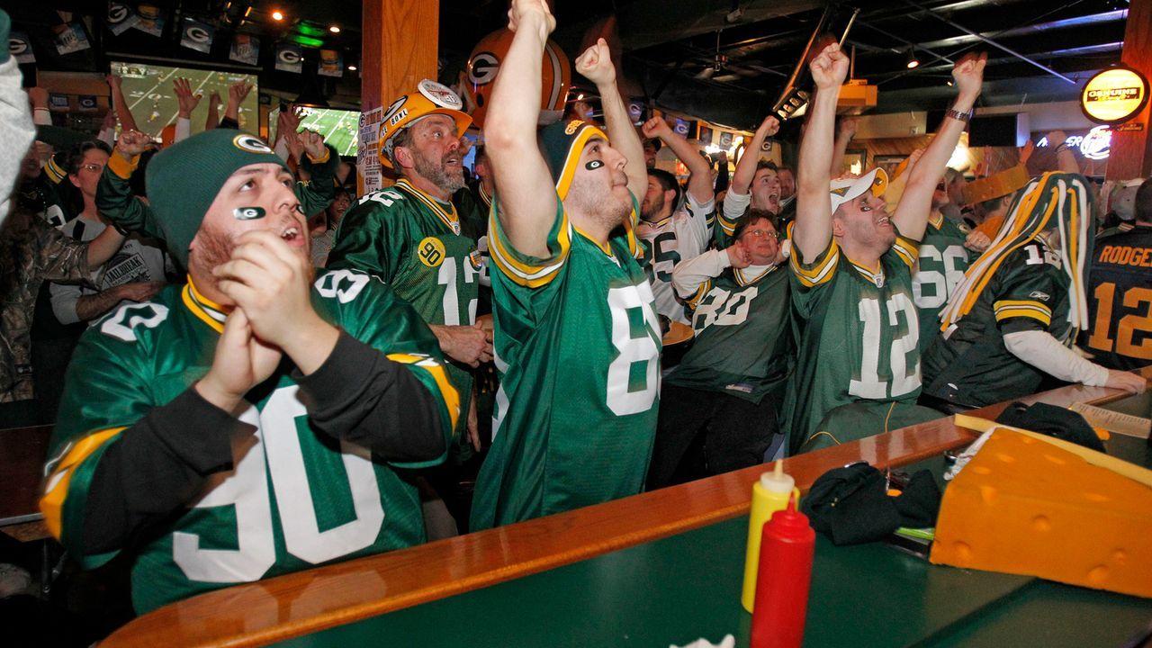 Bar-Besuche - Bildquelle: 2011 Getty Images