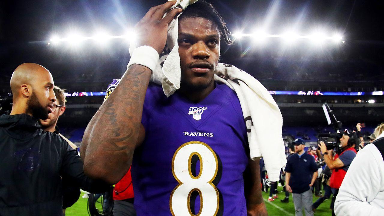 3. AFC North (Baltimore Ravens, Pittsburgh Steelers, Cleveland Browns, Cincinnati Bengals) - Bildquelle: 2020 Getty Images