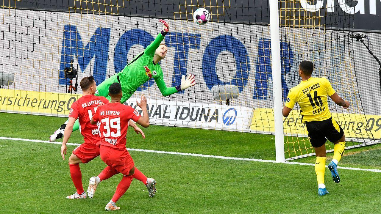 RB Leipzig: Peter Gulacsi - Bildquelle: Getty Images