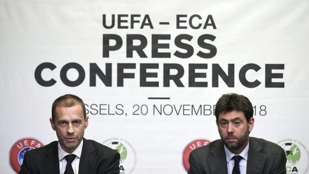 UEFA und ECA verschieben ihren Gipfel - Bildquelle: AFPSIDJOHN THYS