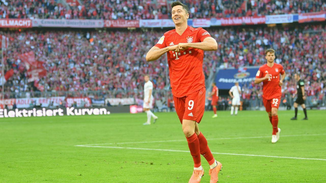 Robert Lewandowski (FC Bayern München) - Bildquelle: 2019 Getty Images