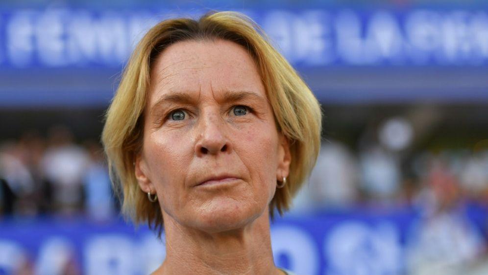 Vier Rückkehrerinnen für Martina Voss-Tecklenburg - Bildquelle: AFPSIDPASCAL GUYOT