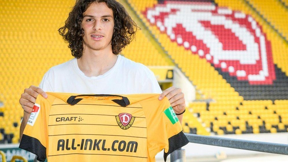 Matthäus Taferner unterschreibt bei Dynamo Dresden - Bildquelle: DYNAMO DRESDENDYNAMO DRESDENDYNAMO DRESDENDennis Hetzschold
