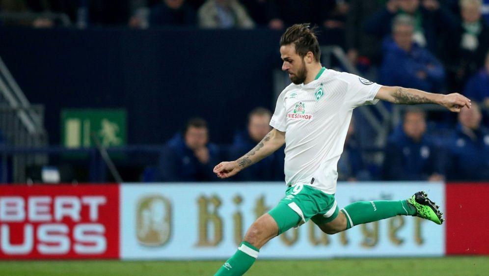 Harnik vor Wechsel von Bremen zum HSV - Bildquelle: FIROFIROSID