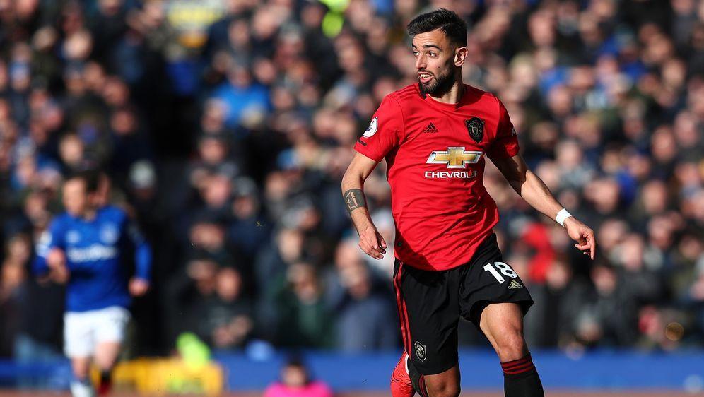 Bruno Fernandes ist bei Manchester United der wichtigste Spieler. - Bildquelle: 2020 Getty Images