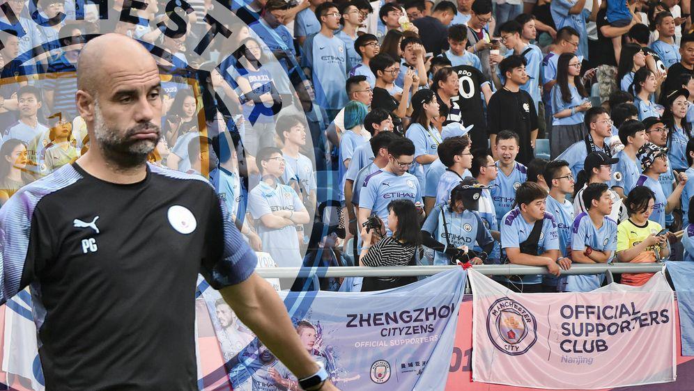 Manchester Citys Asienreise: Arroganzanfall oder viel Wind um nichts? - Bildquelle: imago images / VCG
