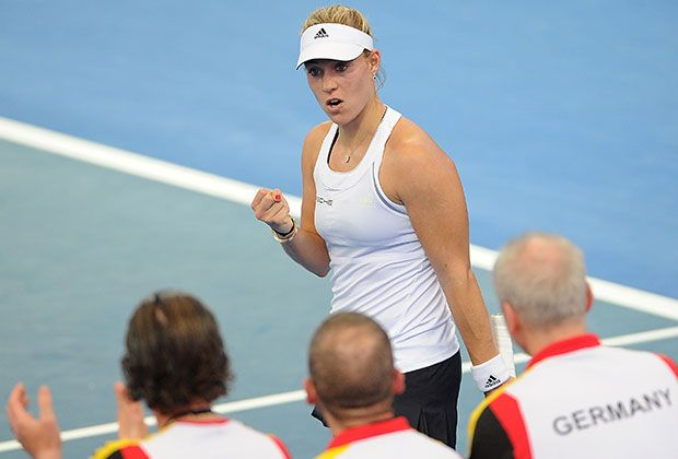 Fed Cup: Halbfinale (Australien) - Bildquelle: 2014 Getty Images