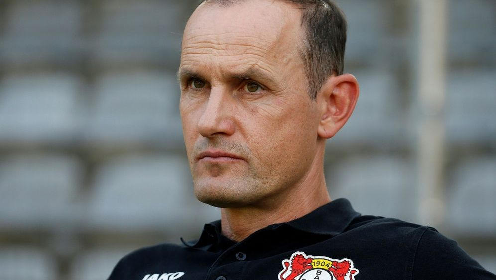 Deutliche Niederlage für Leverkusen und Heiko Herrlich - Bildquelle: PIXATHLONPIXATHLONSID