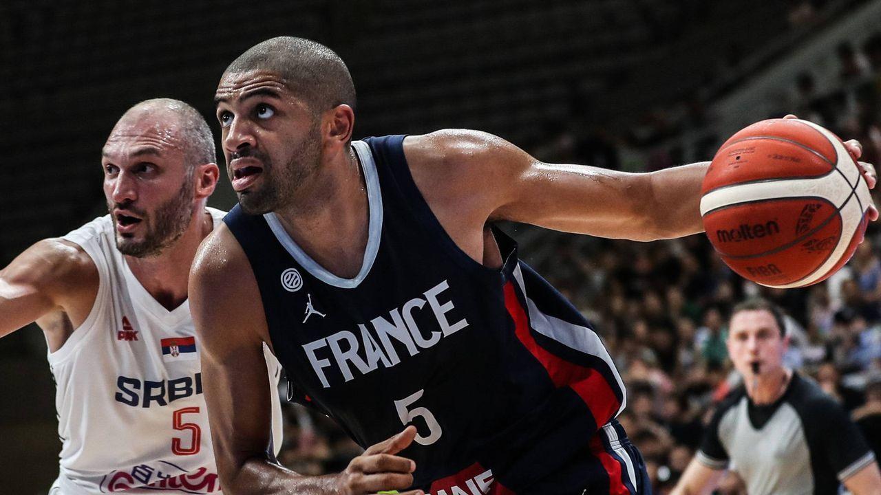 Nicolas Batum (30, Frankreich)  - Bildquelle: imago images / Xinhua