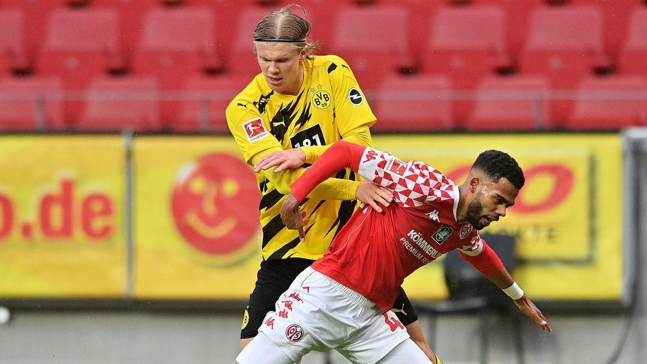 Jeremiah St. Juste (1. FSV Mainz 05)  - Bildquelle: getty