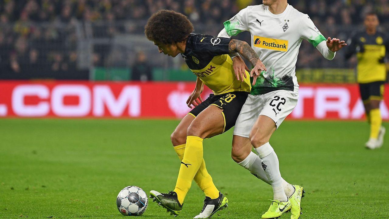 Axel Witsel (Borussia Dortmund) - Bildquelle: imago