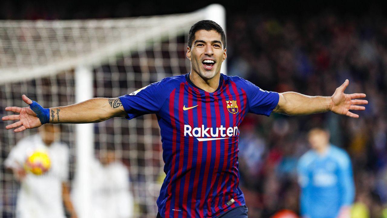 Luis Suarez (FC Barcelona) - Bildquelle: imago