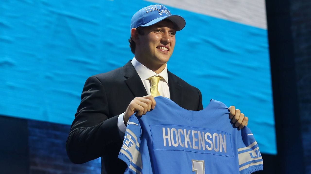 T.J. Hockenson (Tight End, Detroit Lions)  - Bildquelle: imago images / Icon SMI