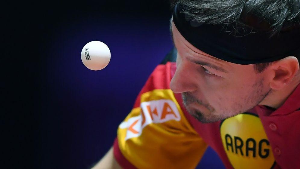 Boll ist nach Europaspielen Achter in der Weltrangliste - Bildquelle: AFPSIDATTILA KISBENEDEK