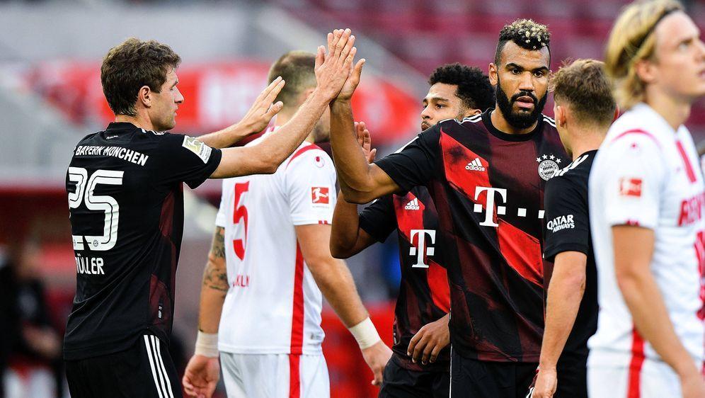 Bayern München holt knappen Sieg in Köln - Bildquelle: AFPPOOLSIDMARIUS BECKER