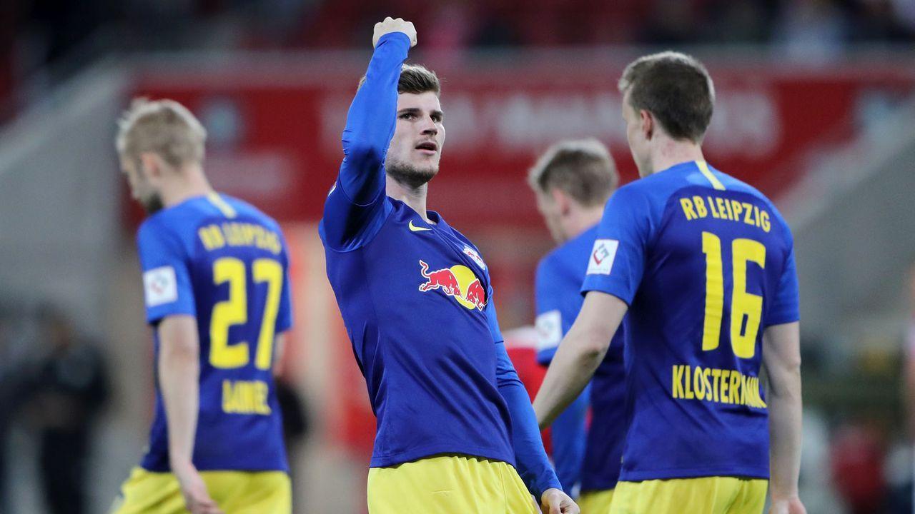 Werner knipst für Leipzig - Bildquelle: 2019 Getty Images