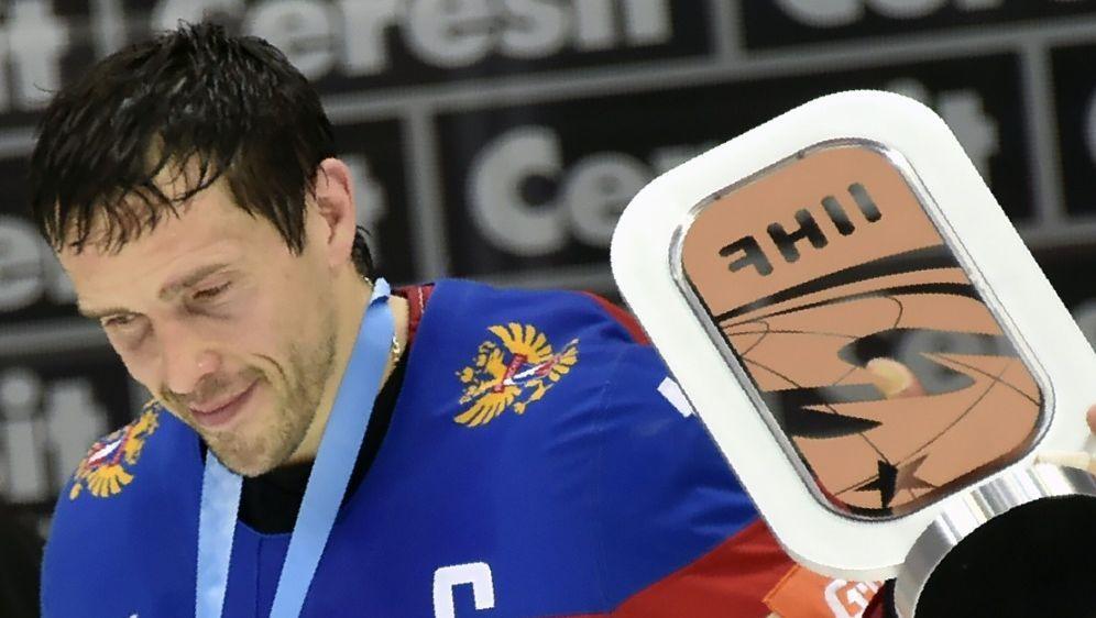 Tritt nicht unter russischer Flagge an: Pawel Dazjuk - Bildquelle: AFPSIDALEXANDER NEMENOV
