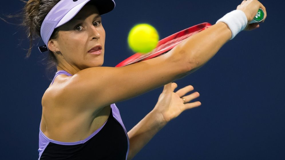 Tatjana Maria scheidet in Runde eins aus - Bildquelle: PIXATHLONPIXATHLONSID