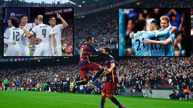 Torgefährlichste Mannschaften - Bildquelle: 2015 Getty Images