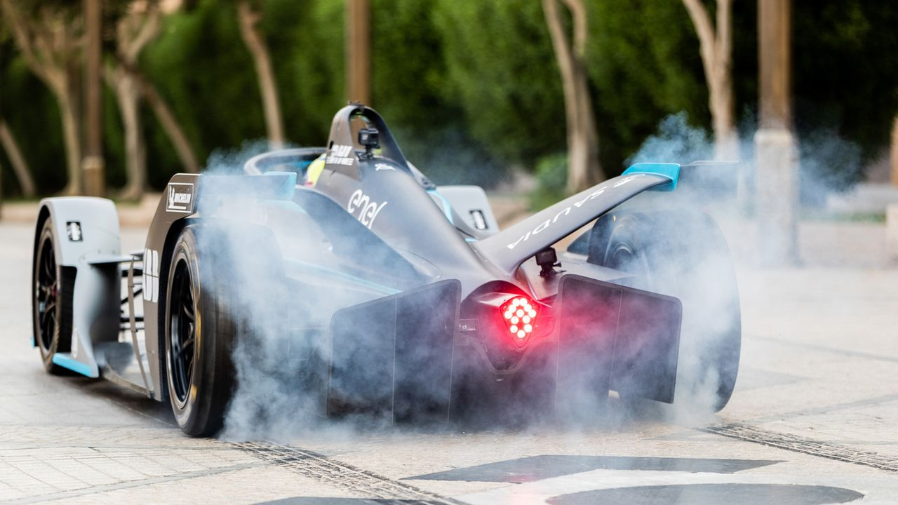 So fühlt sich ein Formel E-Rennen an - Bildquelle: 2018 Getty Images
