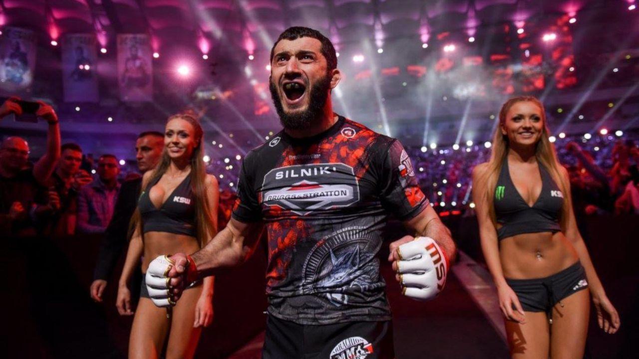 Das sind die KSW-Champions 03 - Bildquelle: KSW MMA