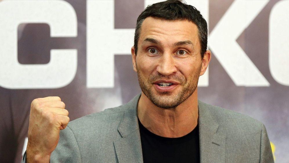 Beendete 2017 seine Box-Karriere: Wladimir Klitschko - Bildquelle: PIXATHLONPIXATHLONSID
