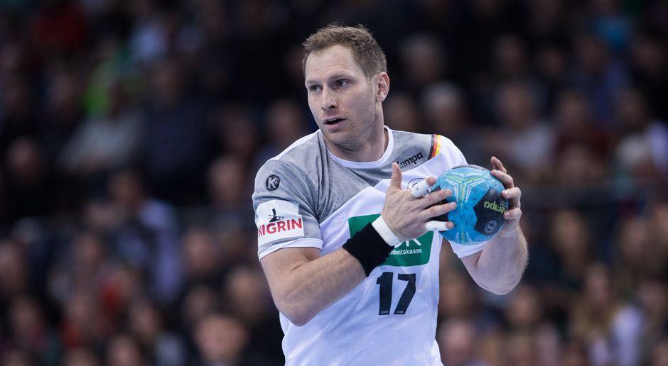 Steffen Weinhold (THW Kiel) - Bildquelle: 2018 Getty Images