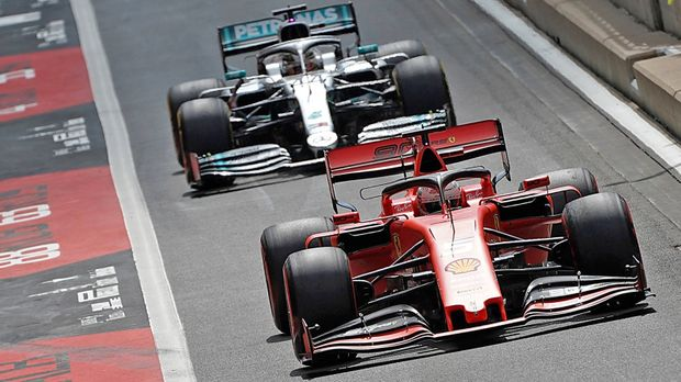 Formel 1 Rennen Heute Ergebnis