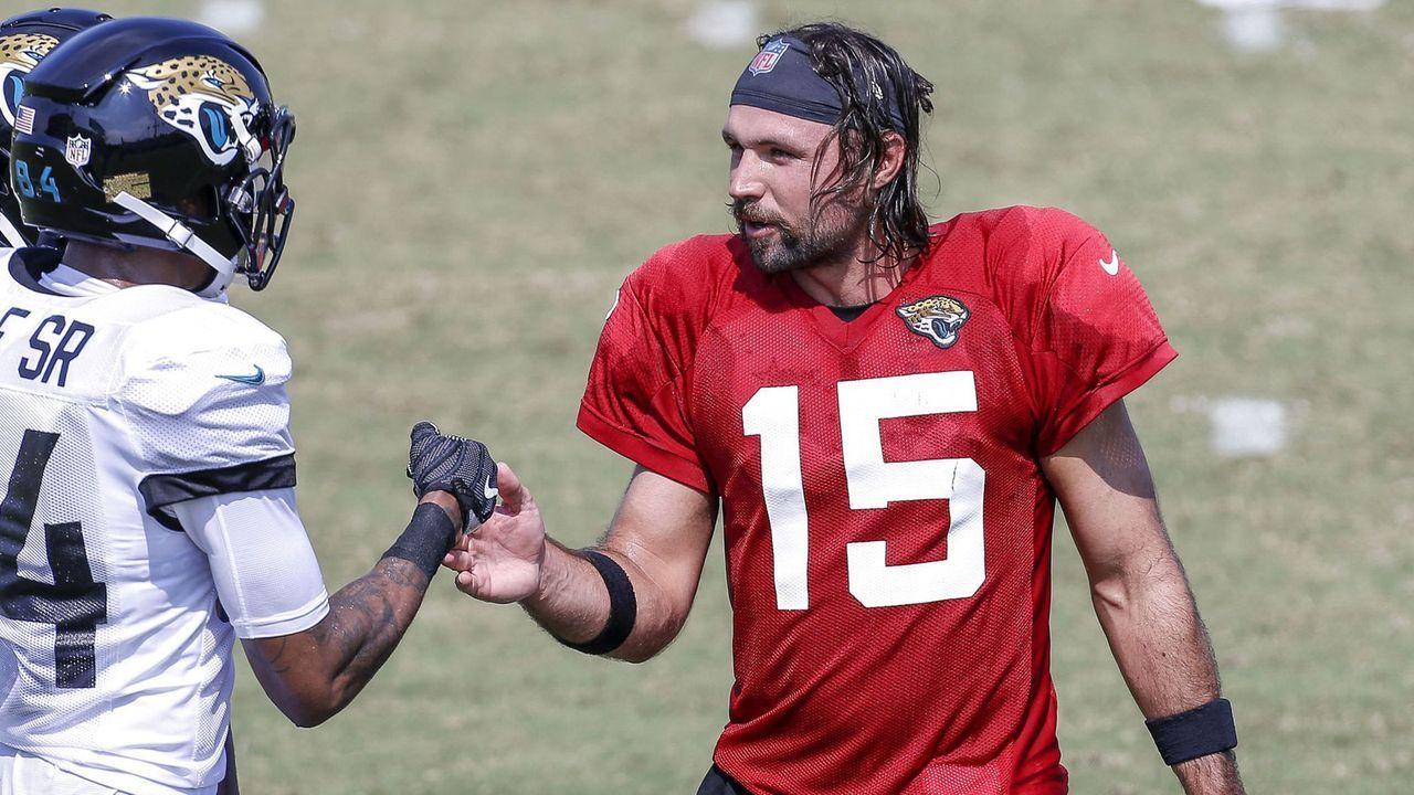 Gardner Minshew (Jacksonville Jaguars - Quarterback) - Bildquelle: twitter.com/Demetrius82