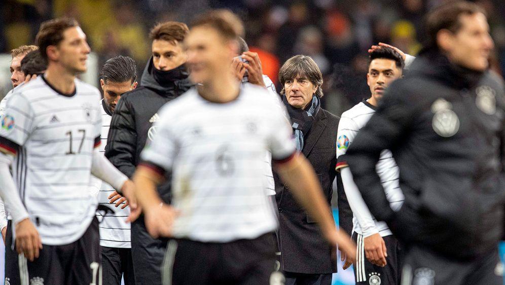 Das Länderspiel gegen Italien findet ohne Fans statt - Bildquelle: Imago