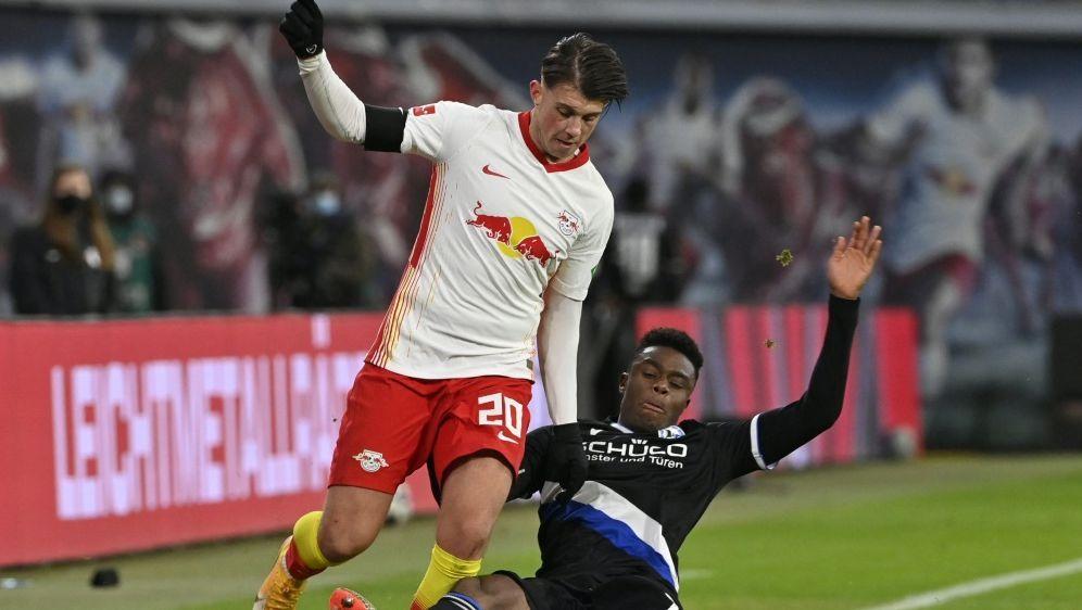 Verlässt Leipzig in Richtung Udinese: Lazar Samardzic - Bildquelle: AFPPOOLSIDJOHN MACDOUGALL