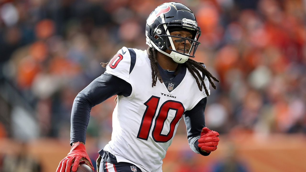 DeAndre Hopkins (Houston Texans) - Bildquelle: 2018 Getty Images