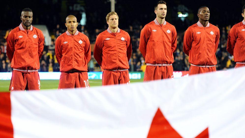 Kanada ist bei der Weltmeisterschaft 2026 Co-Gastgeber neben den USA und Mex... - Bildquelle: imago