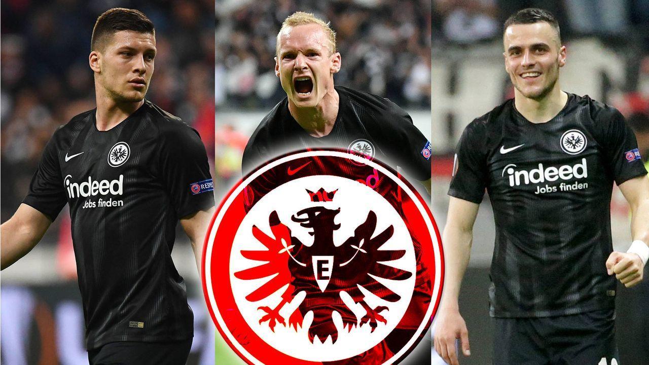 Zweite Chance Eintracht: Diese Stars schafften erst in Frankfurt den Durchbruch  - Bildquelle: imago
