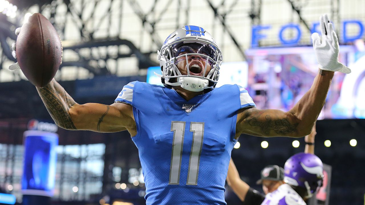 Verlierer: Marvin Jones - Bildquelle: 2019 Getty Images