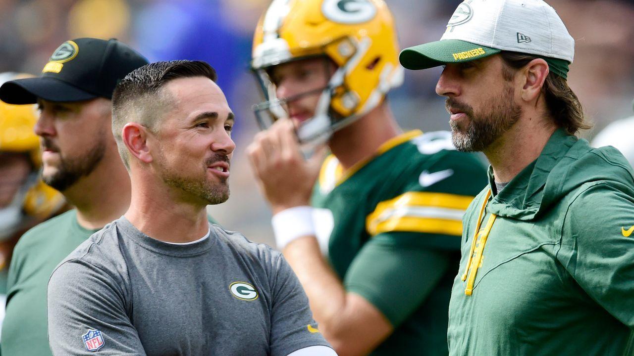 Green Bay Packers - Bildquelle: 2021 Getty Images