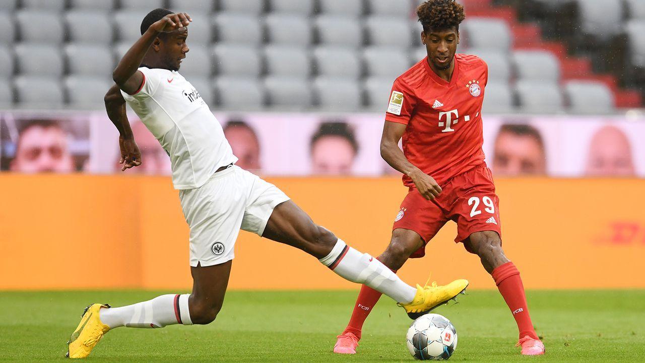 Eintracht Frankfurt: Evan N'Dicka - Bildquelle: Getty Images