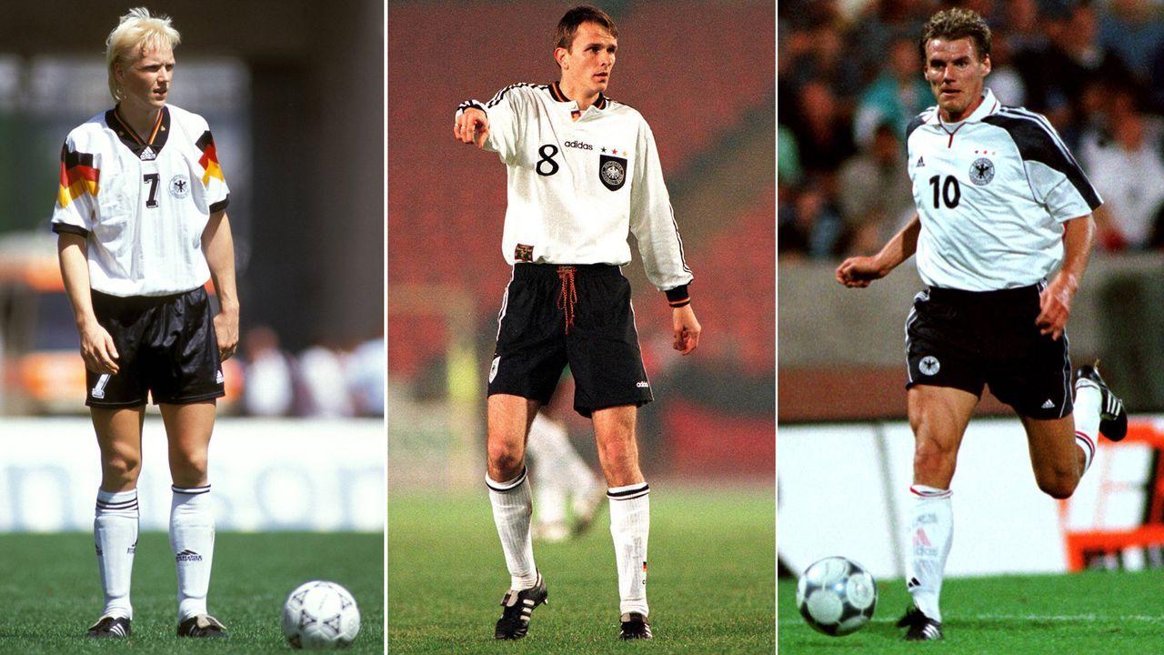 Ramelow, Hamann, Zickler und Co.: So sah die deutsche U21 beim letzten Sieg über Ungarn aus