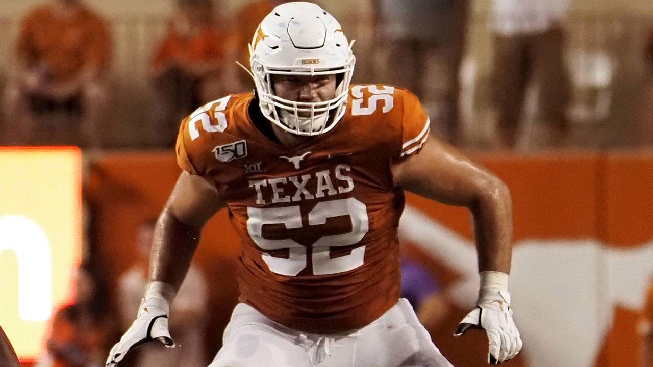 Samuel Cosmi (Offensive Tackle, Texas) - Bildquelle: imago images / ZUMA Press