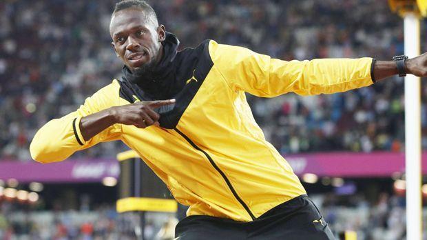 Usain Bolt - Bildquelle: imago/Kyodo News